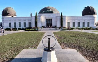 Griffith Observatory Hollywood - IZZAT RIAZ