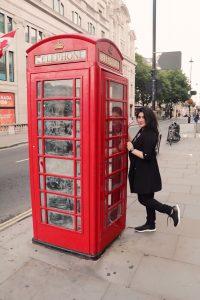 Telephone Booth - IZZAT RIAZ