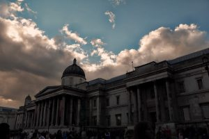 National Gallery, London - IZZAT RIAZ