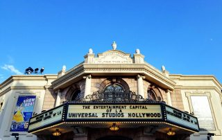 Universal Studios Hollywood! - IZZAT RIAZ