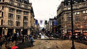 Oxford Street! - IZZAT RIAZ