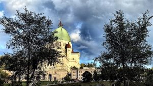 St. Joseph du Montreal. - IZZAT RIAZ